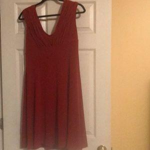 Dress//red